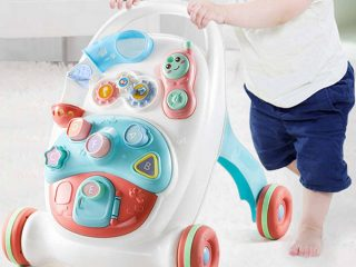 Baby Walkers - What to Look For in the Best Baby Walker